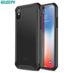 Carcasa ESR Glacier iPhone X, Black