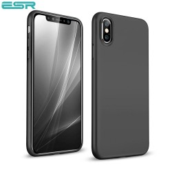 Husa slim ESR Appro iPhone X, Black