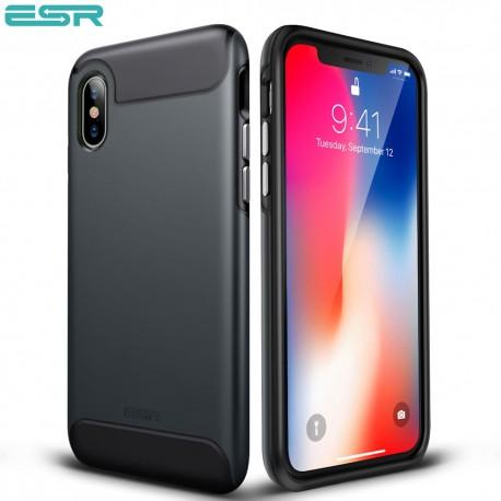 the latest f4186 bb302 ESR Rambler case for iPhone X, Black