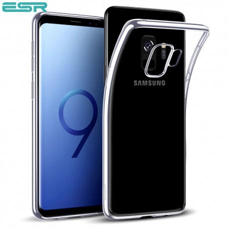 Husa slim ESR Essential Twinkler Samsung Galaxy S9, Silver