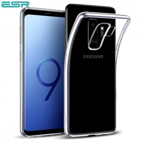 ESR Essential Twinkler slim cover for Samsung Galaxy S9 Plus, Silver