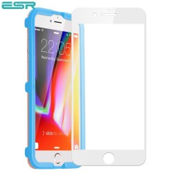 ESR iPhone 6s / 6 Tempered Glass Full Coverage Screen Protector, White Edge