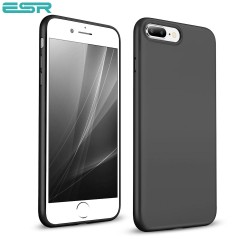 Husa slim ESR Appro iPhone 8 Plus / 7 Plus, Black