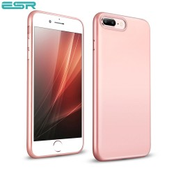Husa slim ESR Appro iPhone 8 Plus / 7 Plus, Rose Gold