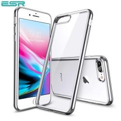 Husa slim ESR Essential Twinkler iPhone 8 Plus / 7 Plus, Silver