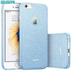 Carcasa ESR Makeup Glitter iPhone 6s / 6, Blue