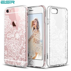 ESR Totem case for iPhone 6s / 6, Lace White Floral