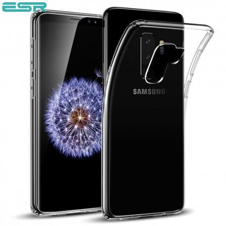 ESR Essential Zero slim cover for Samsung Galaxy S9 Plus, Clear White