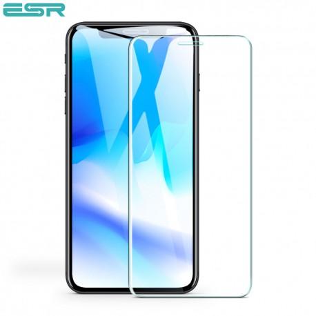 Folie sticla securizata ESR, Tempered Glass iPhone XS / X