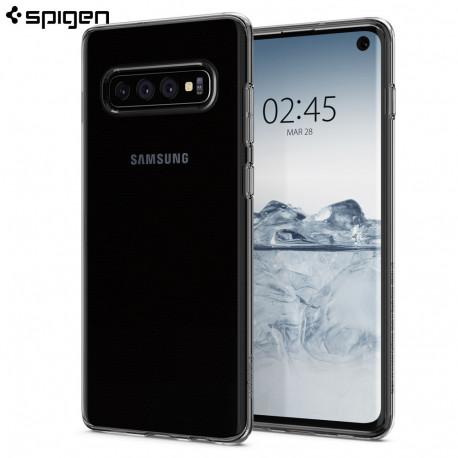 Spigen Samsung Galaxy S10 Case Crystal Flex, Crystal Clear