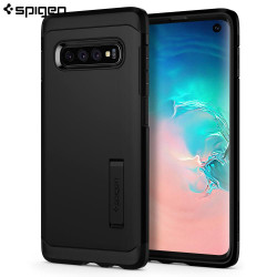 Carcasa Spigen Samsung Galaxy S10 Case Tough Armor, Black