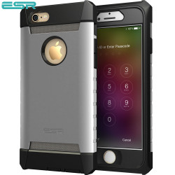 Carcasa ESR Hero Alliance iPhone 6s / 6, Silver