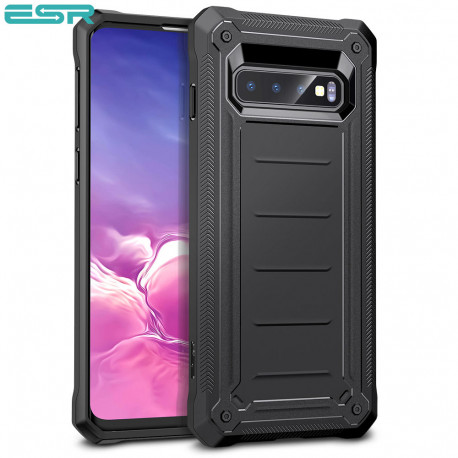 ESR Machina Rugged Samsung Galaxy S10, Black