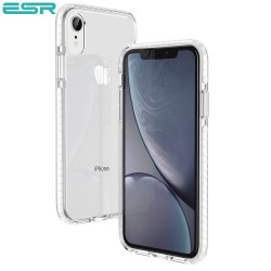 ESR Air-Guard case for iPhone XR, White