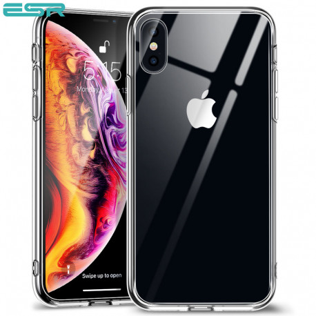 Carcasa ESR Mimic iPhone XS / X, Clear