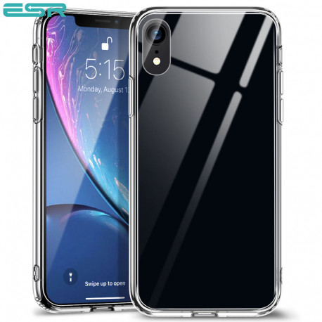 Carcasa ESR Mimic iPhone XR, Black
