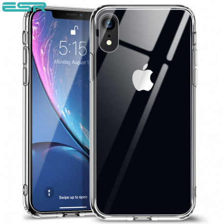 ESR Mimic case for iPhone XR, Clear