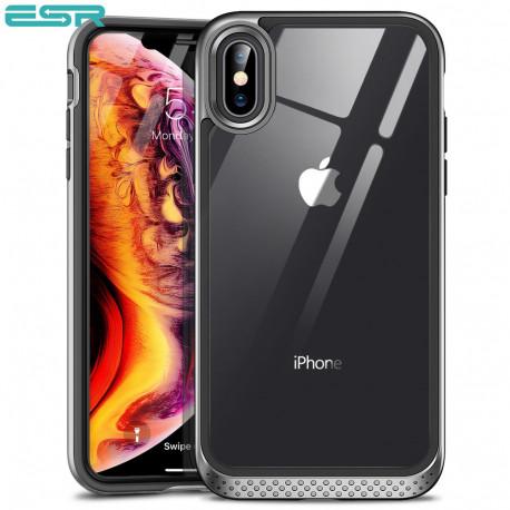 ESR Bumper Hoop case for iPhone XS/X, Black