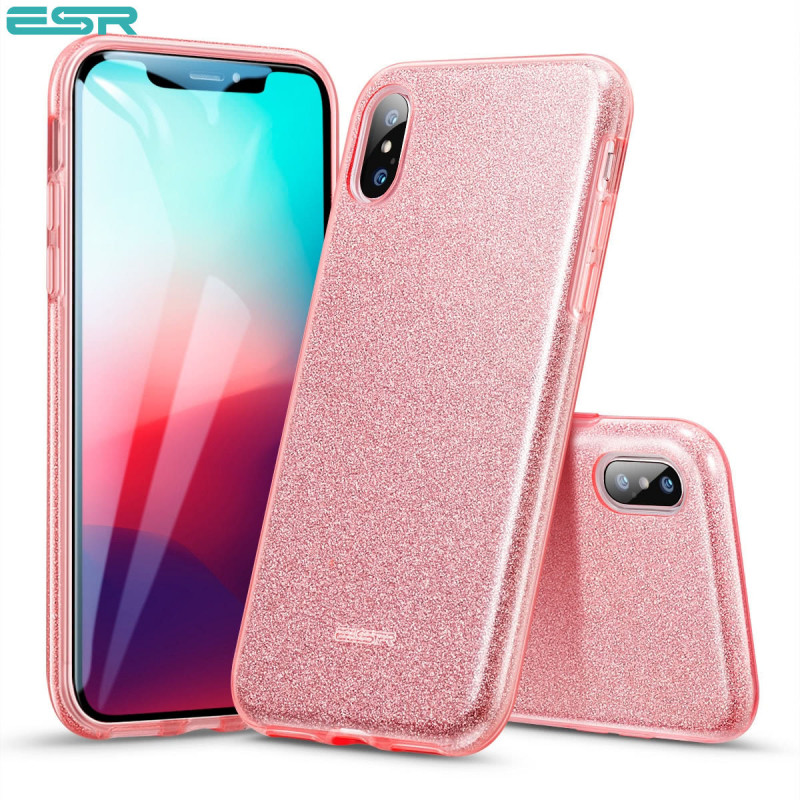 esr glitter case for iphone xs max