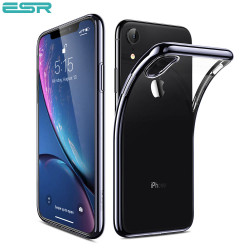 ESR Eseential Twinkler slim cover for iPhone XR, Black