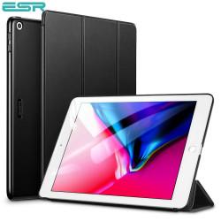 Carcasa ESR Yippee Color iPad 9.7 inchi 2017 / 2018, Black