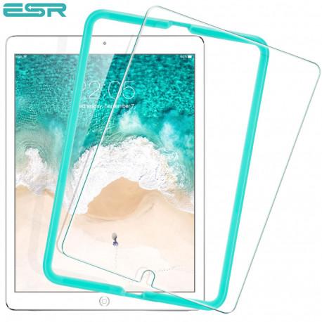 Folie sticla securizata ESR, Tempered Glass iPad Pro 10.5 inchi 2017