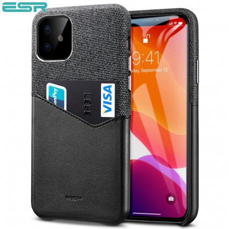 ESR Metro case for iPhone 11, Black