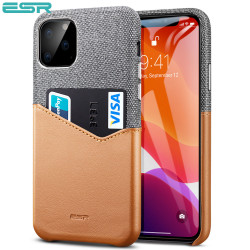 Carcasa ESR Metro iPhone 11 Pro, Gray / Brown