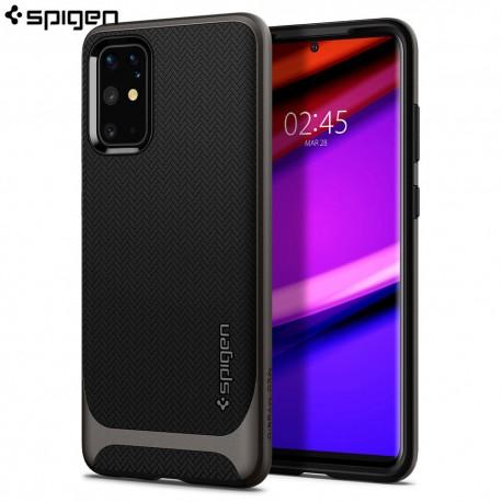 Carcasa Spigen Samsung Galaxy S20 Plus Case Neo Hybrid, Gunmetal