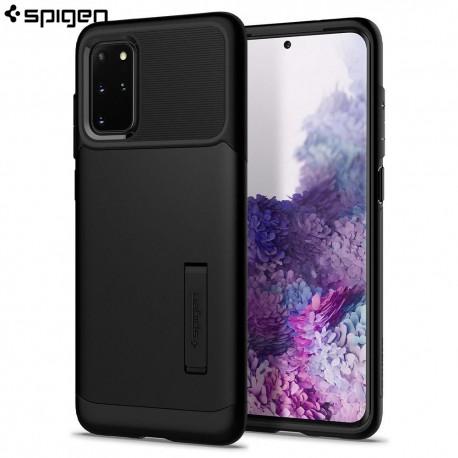 Carcasa Spigen Samsung Galaxy S20 Plus Case Slim Armor, Black