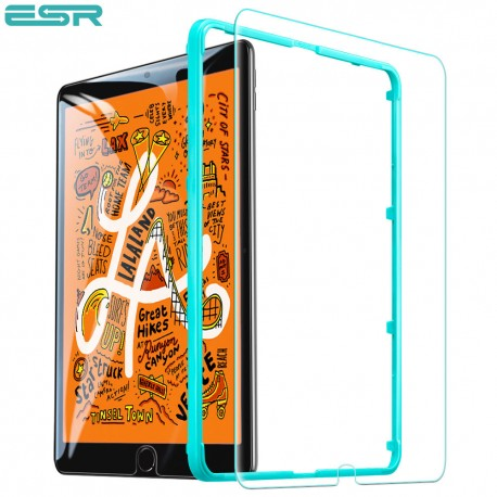 Folie sticla securizata ESR, Tempered Glass iPad Mini 5 (2019) / Mini 4 (2015)