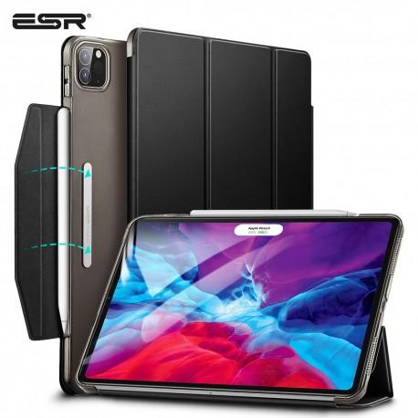 Carcasa ESR iPad Pro 12.9 (2020, 2018) Yippee Trifold, Jelly Black