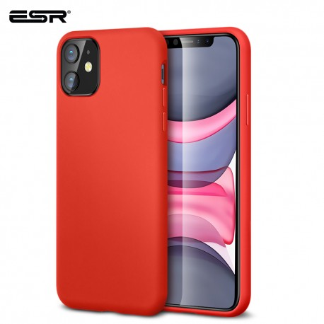 Carcasa ESR Yippee Color iPhone 11, Red