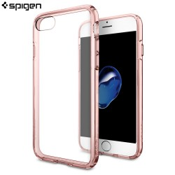 SpigeniPhone 7 Case Ultra Hybrid Rose Crystal