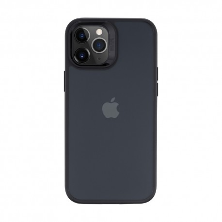 Carcasa ESR Classic Hybrid iPhone 12 Pro Max, Black bumper Trans Black back