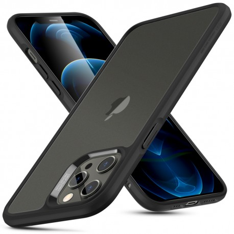Carcasa ESR Ice Shield iPhone 12 / 12 Pro, Black