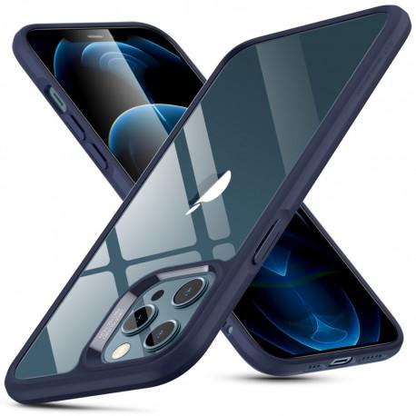 ESR Ice Shield - Blue case for iPhone 12/12 Pro